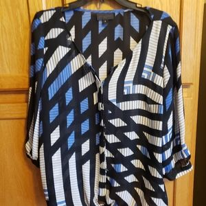 Worthington Woman Blouse 1x